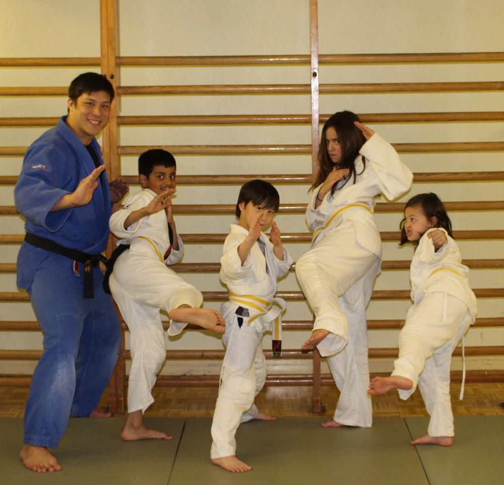Judo - Kung Fu - Düsseldorf - RTC