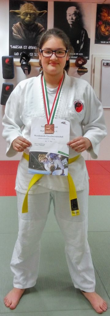Judo Düsseldorf - 2017.02.19 - WdEM - Pauline