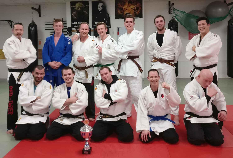Judo-Ligamannschaft startet in die Vorbereitung