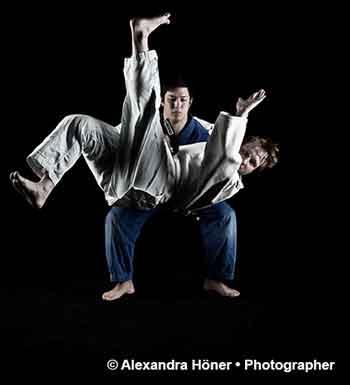 Kampfsportschule-Düsseldorf-Gerresheim-Judo-Wurf
