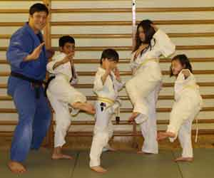 Kampfsportschule-Düsseldorf-Judo