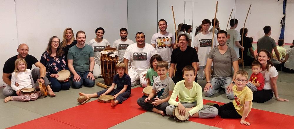 Tag der offenen Tür Capoeira